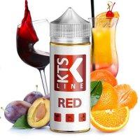 KTS Line Red - Shake & Vape Aroma by KTS