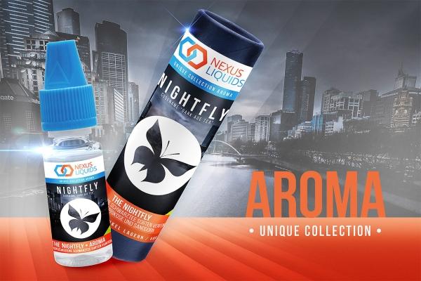 The Nightfly Aroma • Codename: DARK AGE TEA by Nexus Liquids