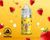 Strawberry Donut 30ml Premiumaroma- by Marina Vape