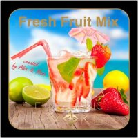 "Fresh Fruit Mix ""Premium"" Aroma- by Darkburner"