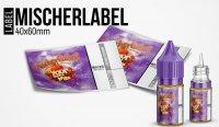 """""""Your own Mix"""" - High Gloss Etikett für Leerflaschen"""