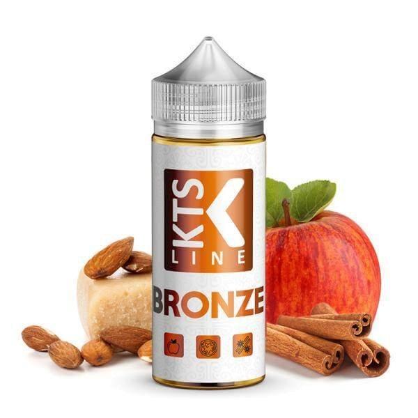 KTS Line Bronze - Shake & Vape Aroma by KTS