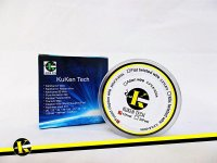 Selbstwickeldraht Fused Clapton Wire 26GA+32GA von KuKen Tech