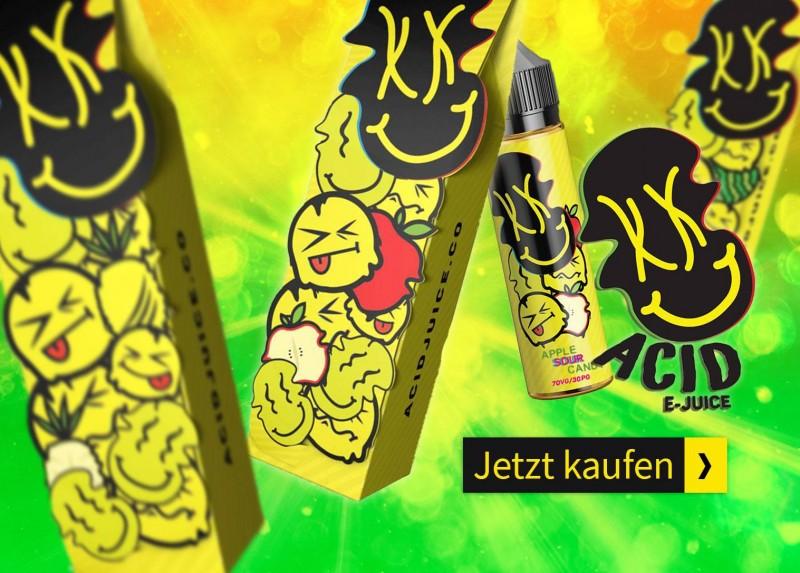 Acid Juice Liquids hier bestellen