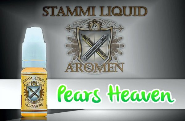 "Pears Heaven ""Aroma""- by Stammi-Liquids"