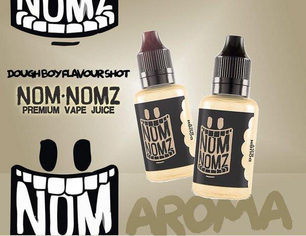"Dough Boy ""Aroma""- by Nom Nomz"