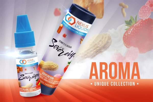Sovereign Aroma by Nexus Liquids