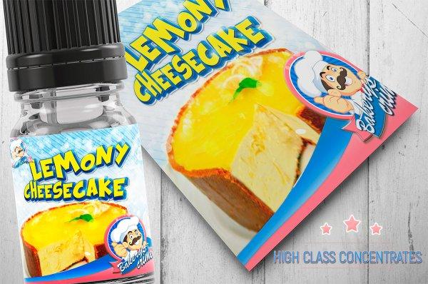 "Lemony Cheesecake ""Aroma""- by Bakerys´ Crime"