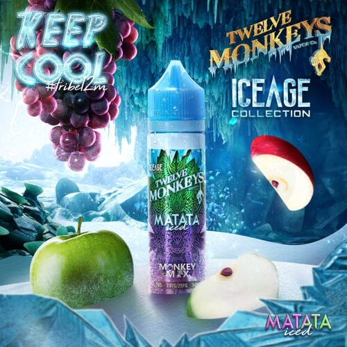 Matata Iced Shake n Vape- by Twelve Monkeys