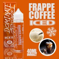 Iced Frappe Coffee Aroma 40ml by Dominate Flavor's