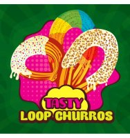 Loop Churros Aroma by BigMouth Flavor