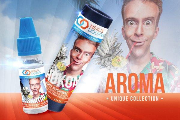White Schokonas Aroma by Nexus Liquids