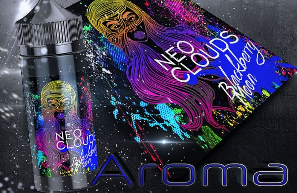 "NEO Clouds ""Blackberry Moon"" Aroma- by BigVape Liquids"