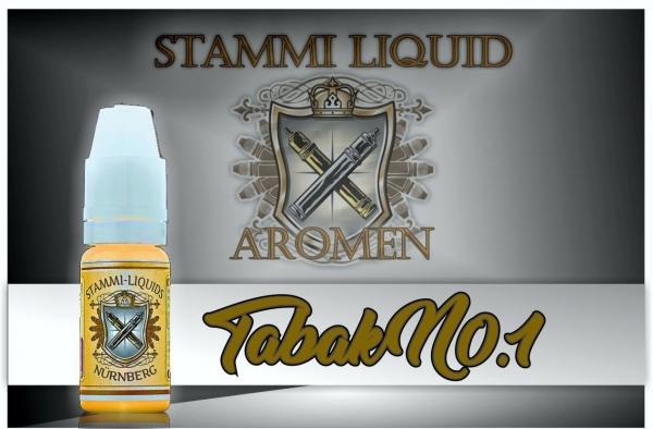 "Tabak No.1 ""Aroma""- by Stammi-Liquids"