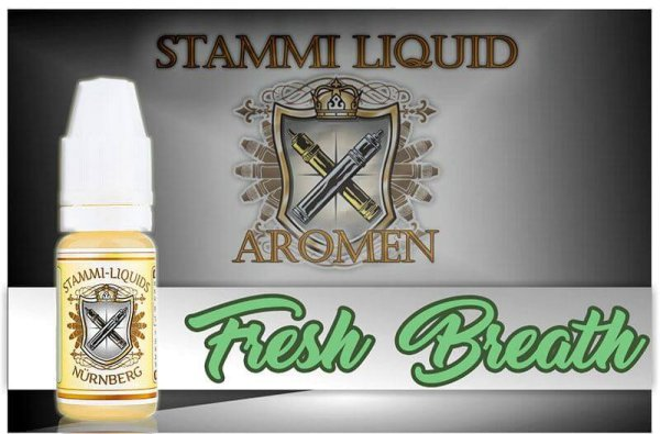 "Fresh Breath ""Aroma""- by Stammi-Liquids"