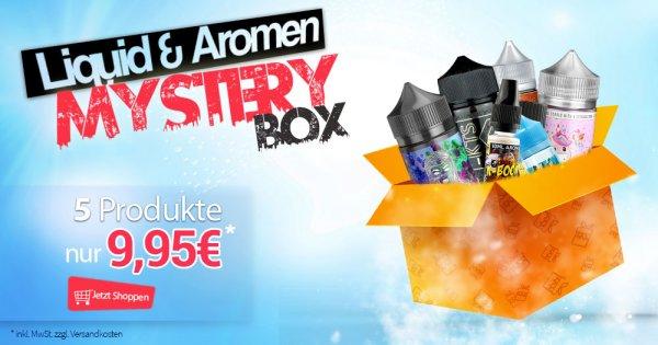 MysteryBox- Überraschungsbox- von BigVape Liquids