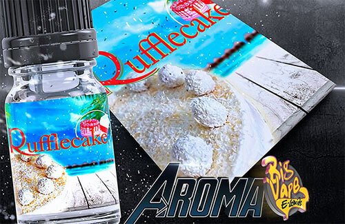 Rufflecake Aroma- von BigVape Liquids
