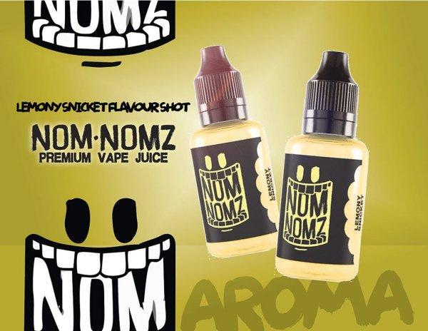 "Lemony Snicket ""Aroma""- by Nom Nomz"