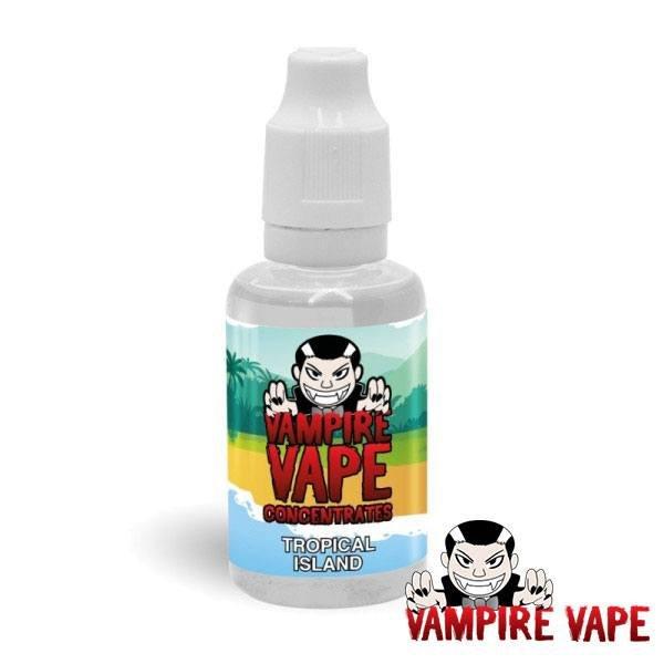 Tropical Island Aroma by Vampire Vape