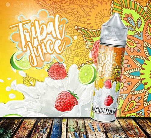 "Tribal Juice "" Strawberry Lime""- by BigVape Liquids"