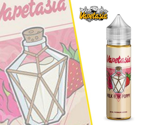 Milk of the Poppy Bottlefill Aroma- by Vapetasia