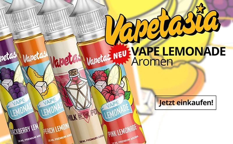 Vapetasia Aromen hier Neu kaufen