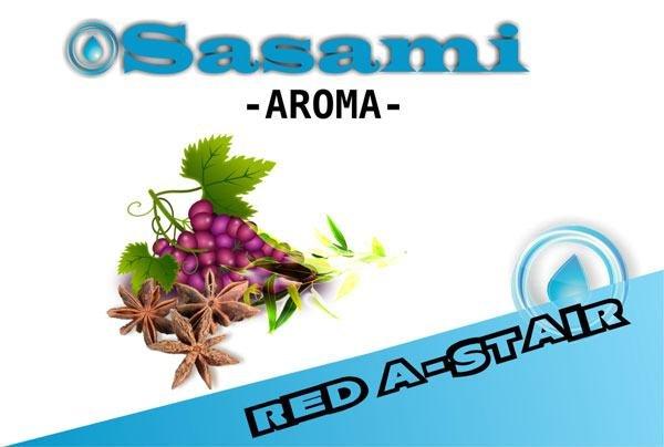 Red A-Stair Aroma - Sasami (DE)