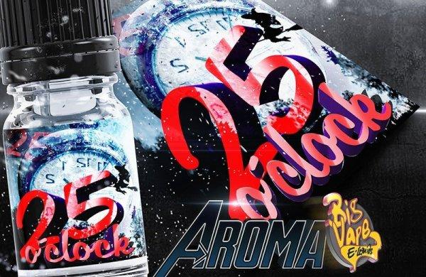 25 o´clock Aroma- von BigVape Liquids