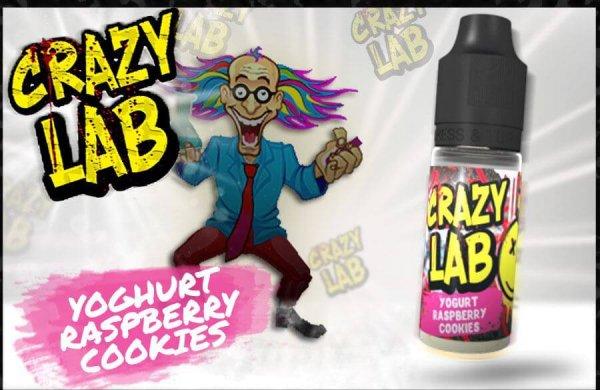Yogurt Raspberry Cookies Aroma by Crazy Lab