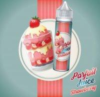 Strawberry 60ml Shake&Vape Liquid by Parfait Juice