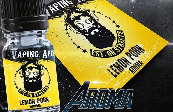 "Lemon Porn ""Aroma""- VapingApes-Aromen"