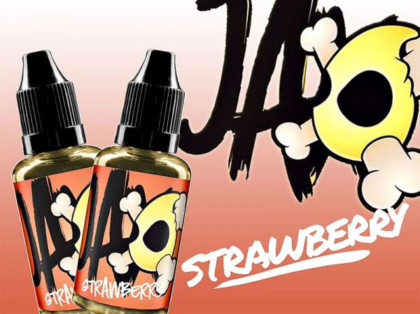 "Strawberry ""Aroma""- by JAX Custard"