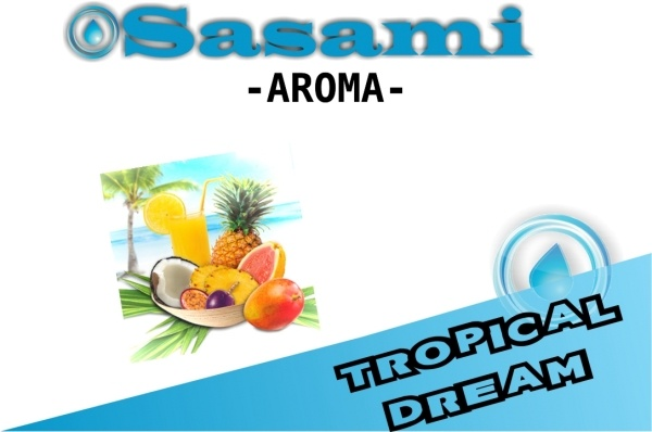 Tropical Dream Aroma - Sasami (DE)