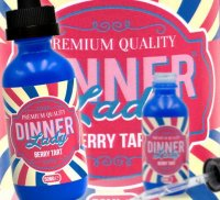 Berry Tart e-Liquid by Dinner Lady 3mg Shake and Vape