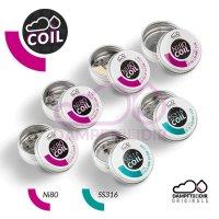 Coils Fertigwicklungen- by dampftbeidir