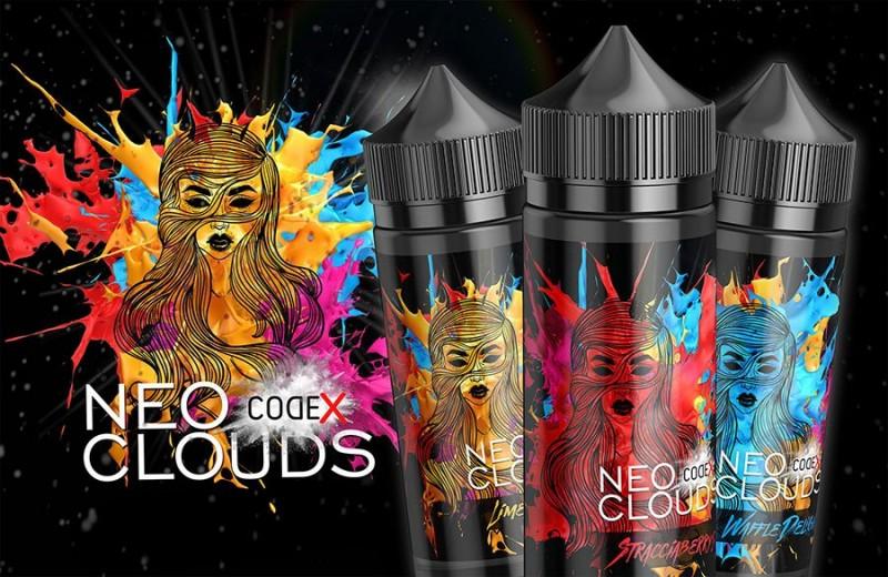 Neo Clouds codex Aromen jetzt Neu