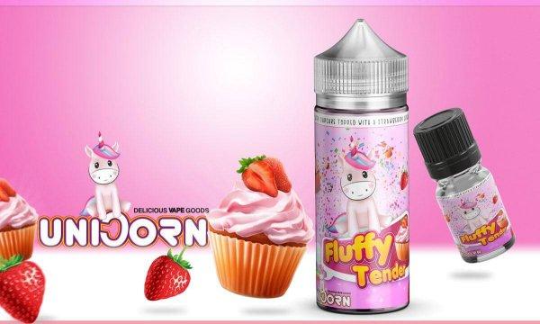 "Unicorn Vape Goods ""Fluffy Tender"" Aroma- by BigVape Liquids"