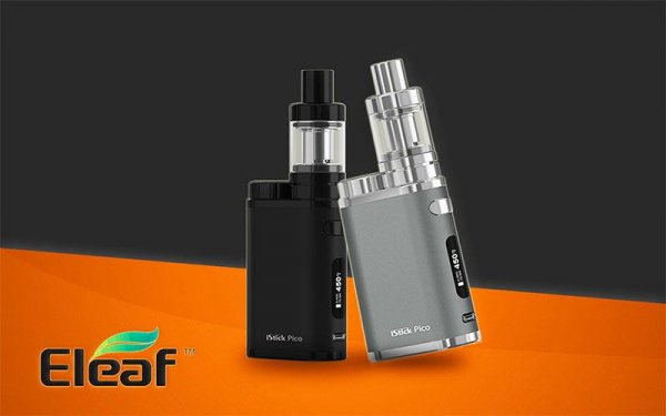 Eleaf iStick Pico TC 75 Watt / MELO 3 Mini Full Kit