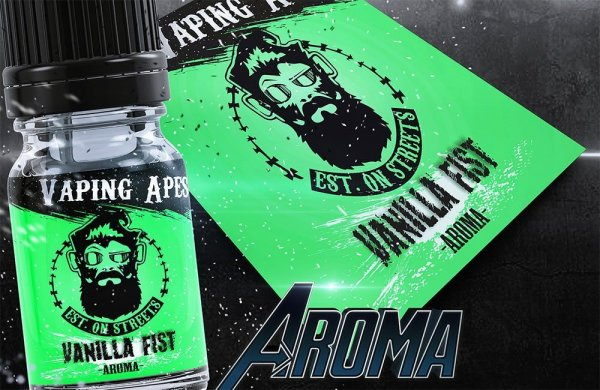 """Vanilla Fist """"Aroma""""- VapingApes-Aromen"""