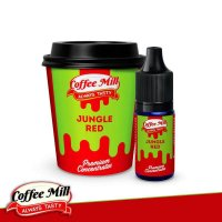 Jungle Red- by Coffee Mill