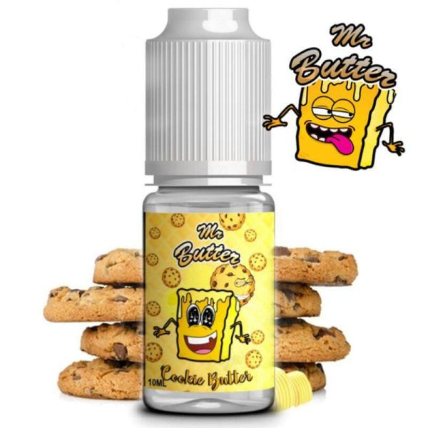 """Cookie Butter """"Aroma"""" - by Mr Butter"""