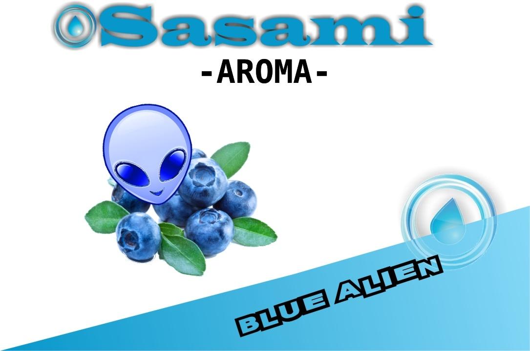 blue alien aroma sasami de g nstig kaufen bei. Black Bedroom Furniture Sets. Home Design Ideas