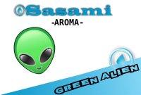 Green Alien Aroma - Sasami (DE)