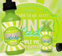 Apple Pie e-Liquid by Dinner Lady 3mg Shake and Vape