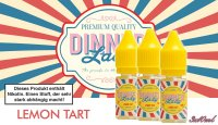 Lemon Tart (Premium eLIQUID)- Dinner Lady