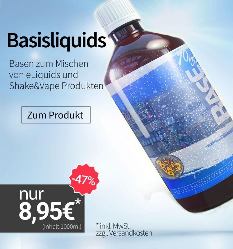 Base 70/30 von BigVape Liquids kaufen