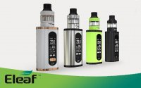 Invoke 220W TC Kit inkl. Ello-T 2ml Tank by Eleaf
