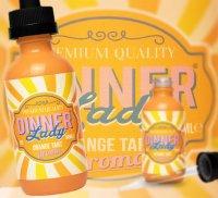Orange Tart e-Liquid by Dinner Lady 3mg Shake and Vape
