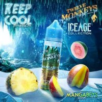 Mangabeys Iced Shake n Vape- by Twelve Monkeys