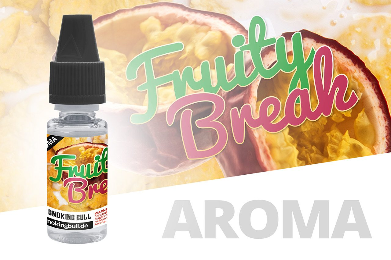 fruity break aroma by smoking bull g nstig kaufen bei bigvape liquids aromen liquids basen. Black Bedroom Furniture Sets. Home Design Ideas
